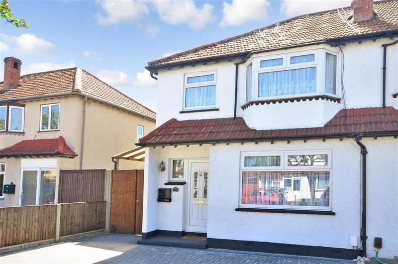 3 Bedrooms Semi Detached House for sale in Erskine Road, Sutton, Surrey