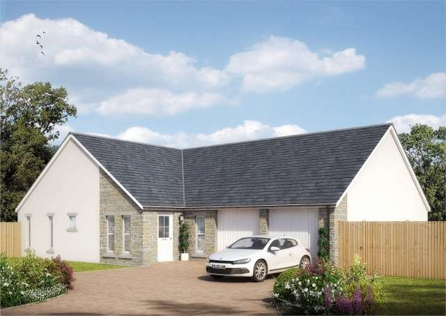 4 Bedrooms Bungalow for sale in Castlegait Development, Glamis, Nr. Forfar, DD8 1RF
