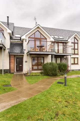 2 Bedrooms Mews House for sale in Shoreside, Fearnan, Aberfeldy, Perthshire, PH15 2FE
