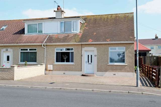 3 Bedrooms Semi Detached House for sale in Dalry Road, Ardrossan, North Ayrshire, KA22 7JX