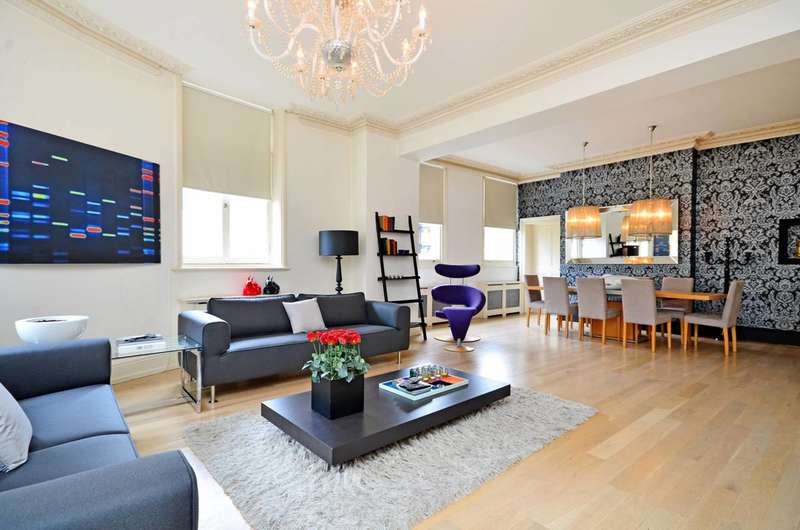 3 Bedrooms Flat for sale in Northumberland Avenue, Covent Garden, WC2N