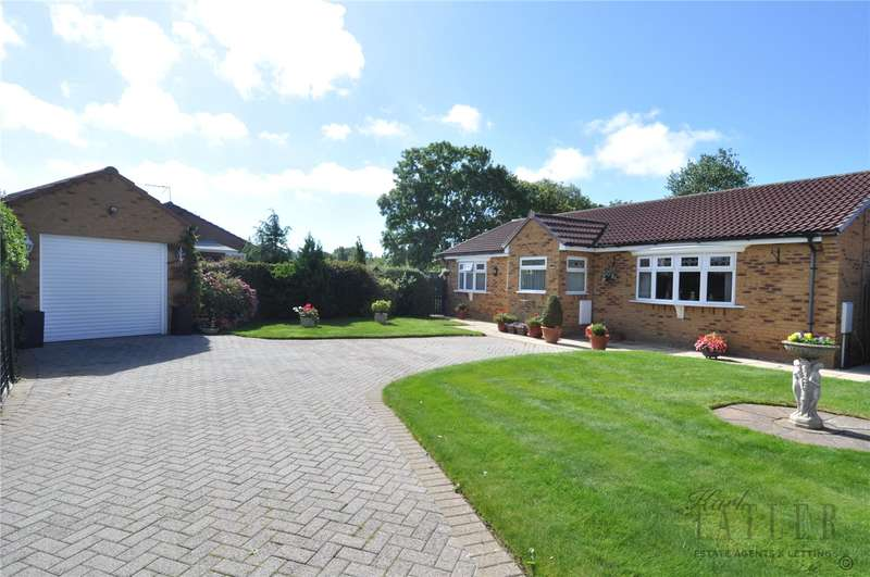 3 Bedrooms Detached Bungalow for sale in Ashdale Park, Greasby, Wirral