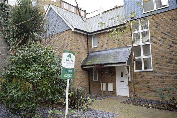 4 Bedrooms Terraced House for sale in Wellesley Court, Ramsgate