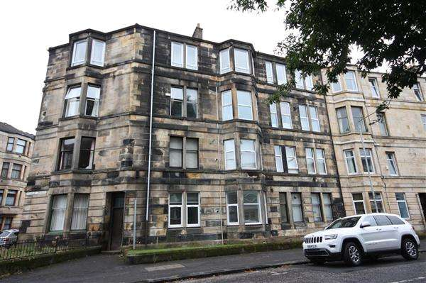 1 Bedroom Flat for sale in Crossflat Crescent, Paisley