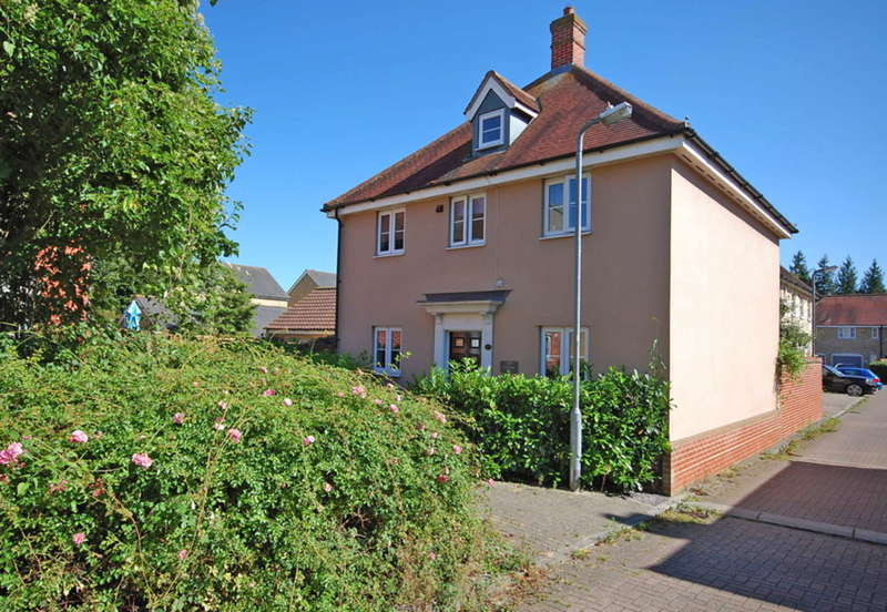 3 Bedrooms Detached House for sale in Constable Way, Black Notley, Braintree, CM77