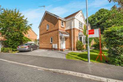 3 Bedrooms Detached House for sale in Whitchurch Close, Padgate, Warrington, Cheshire