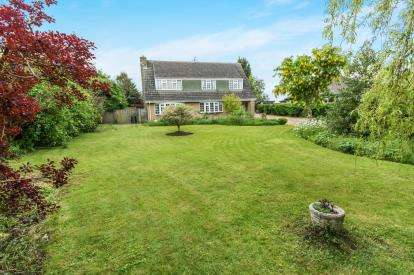 6 Bedrooms Detached House for sale in Brewster Lane, Wainfleet, Skegness, Lincolnshire