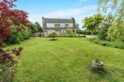 6 Bedrooms Detached House for sale in Brewster Lane, Wainfleet, Skegness, Lincolnshire
