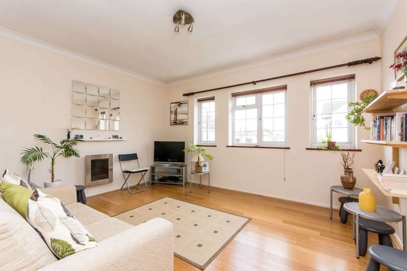 1 Bedroom Flat for sale in Parkfield Road, Willesden, NW10