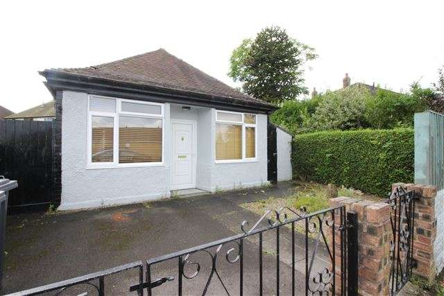 1 Bedroom Bungalow for sale in Westminster Road, Leek, Staffordshire, ST13 6NZ