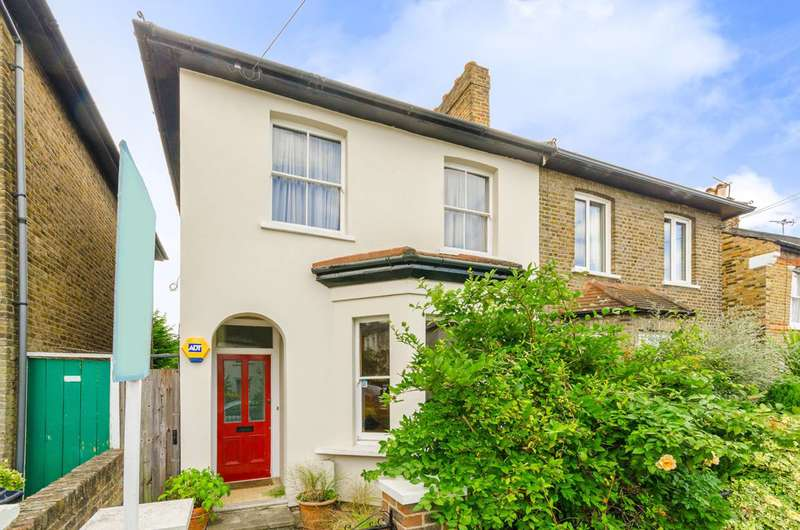 2 Bedrooms House for sale in Trinity Road, East Finchley, N2
