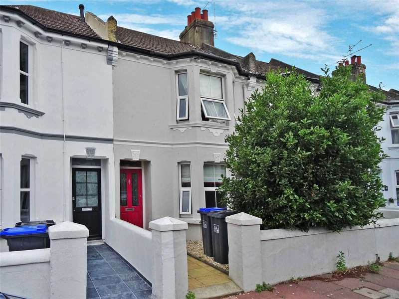 3 Bedrooms Terraced House for sale in King Street, Broadwater, Worthing, BN14
