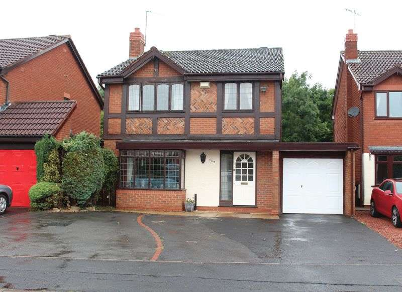 4 Bedrooms Detached House for sale in KINGSWINFORD, Ploverdale Crescent