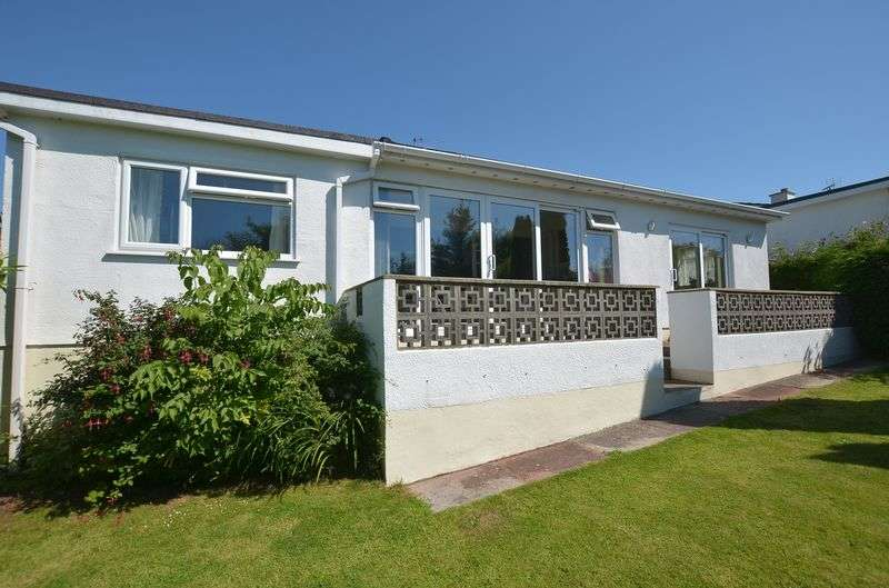 3 Bedrooms Detached Bungalow for sale in Courtfield, Totnes