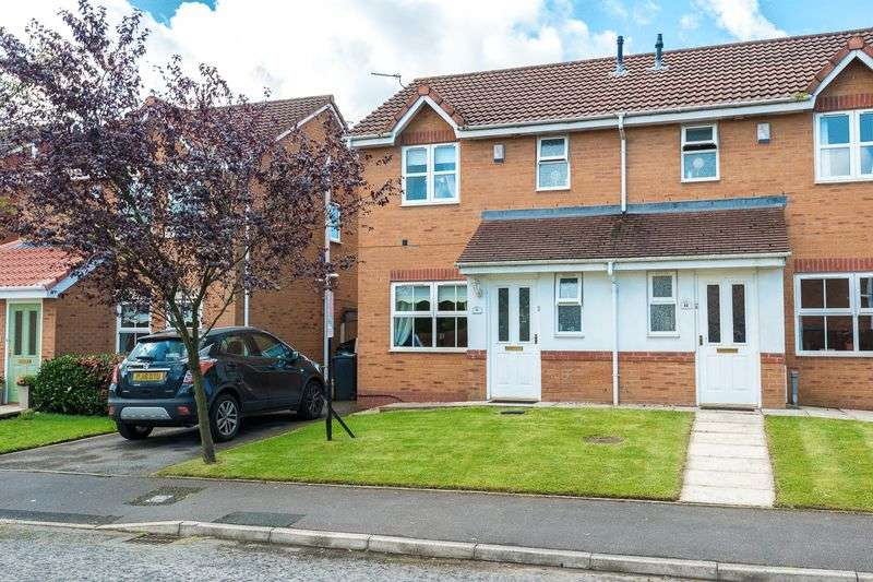 3 Bedrooms Semi Detached House for sale in Maiden Close, Skelmersdale