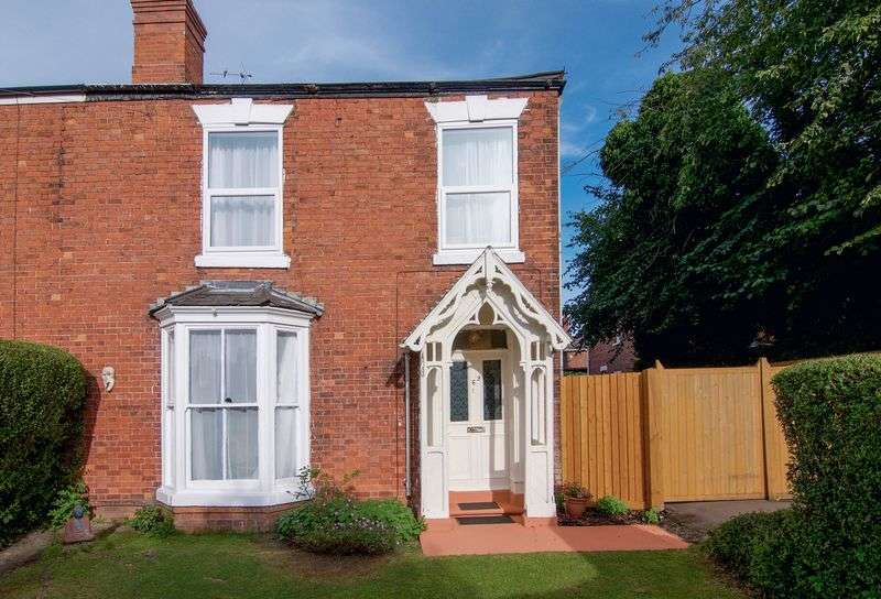 4 Bedrooms Semi Detached House for sale in Carlton Road, Boston