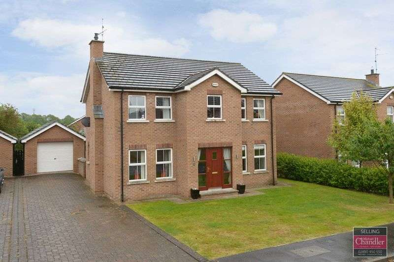 4 Bedrooms Detached House for sale in 22 Graysfield, Crossgar, BT30 9HG