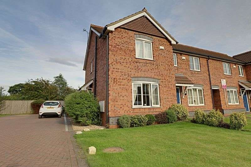 2 Bedrooms Terraced House for sale in Ennerdale Lane, Scunthorpe