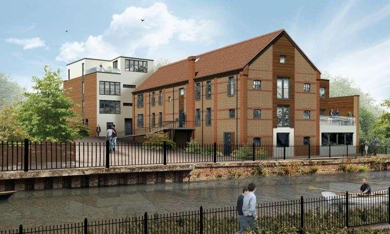 2 Bedrooms Flat for sale in Lyons Crescent, Tonbridge