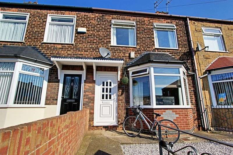 3 Bedrooms Terraced House for sale in Cambridge Road, Hessle