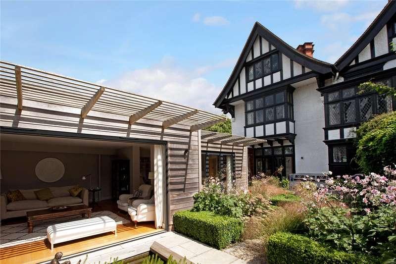 4 Bedrooms Semi Detached House for sale in Mill Road, Marlow, Buckinghamshire, SL7