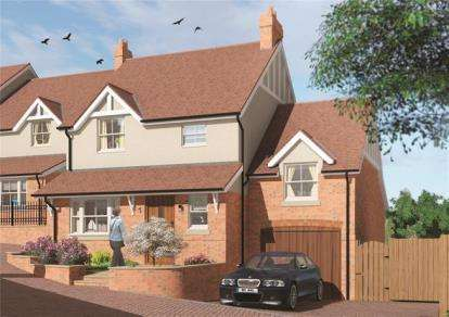 5 Bedrooms Detached House for sale in The Sidings, Station Terrace, Buckingham