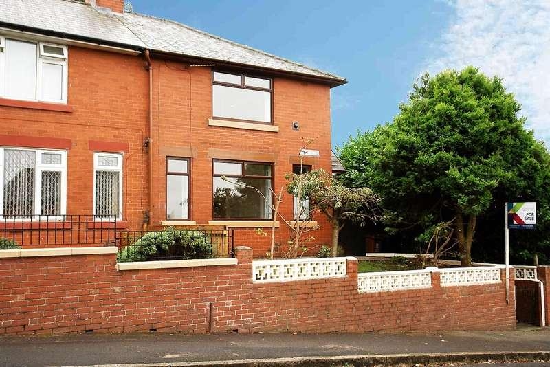 2 Bedrooms Semi Detached House for sale in 2 Keats Road, Derker, Oldham
