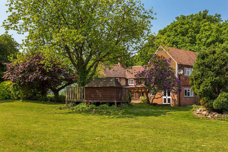 5 Bedrooms Cottage House for sale in Winkhurst Green, Ide Hill, TN14
