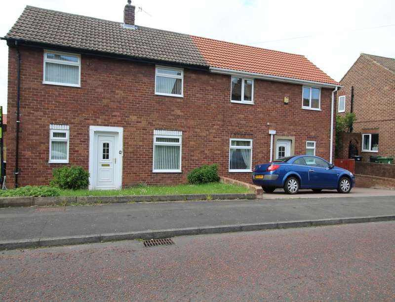 2 Bedrooms Semi Detached House for sale in Kingsley Place, Whickham, Newcastle Upon Tyne, NE16