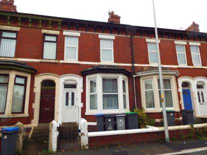 2 Bedrooms Terraced House for sale in St. Albans Road, Blackpool, Lancashire, FY1