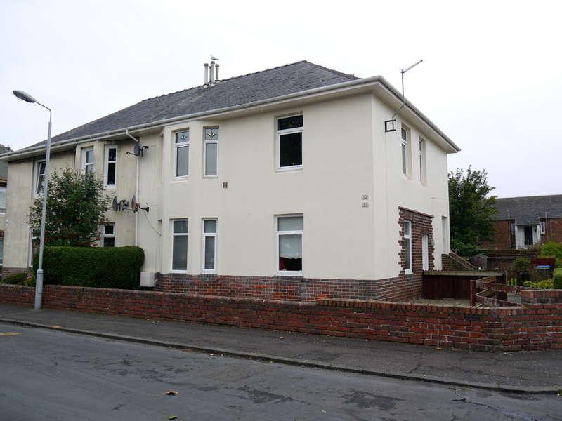2 Bedrooms Flat for sale in White Street, Ayr, KA8