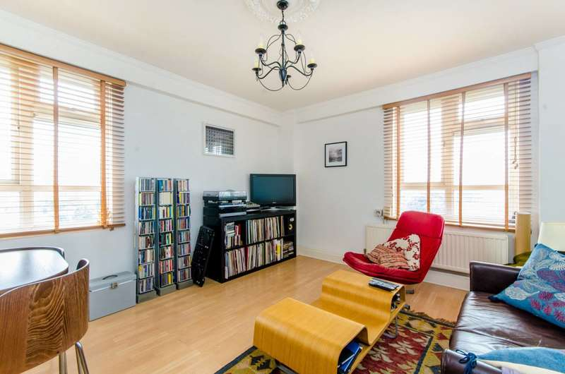 1 Bedroom Flat for sale in Sherborne Street, Islington, N1