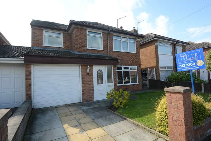 4 Bedrooms Detached House for sale in Colemere Drive, Thingwall, Wirral