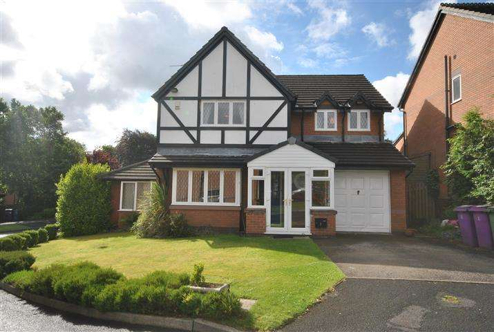 4 Bedrooms Detached House for sale in Meadow Oak Drive, Gateacre, Liverpool, L25