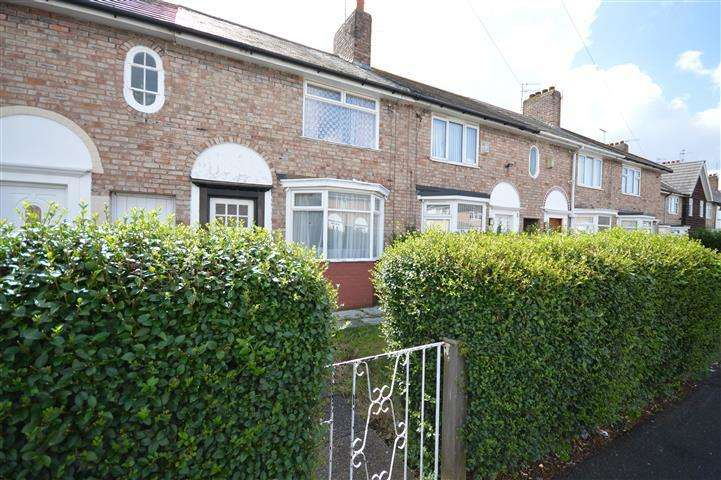 2 Bedrooms Terraced House for sale in Windfield Road, Garston, Liverpool, L19