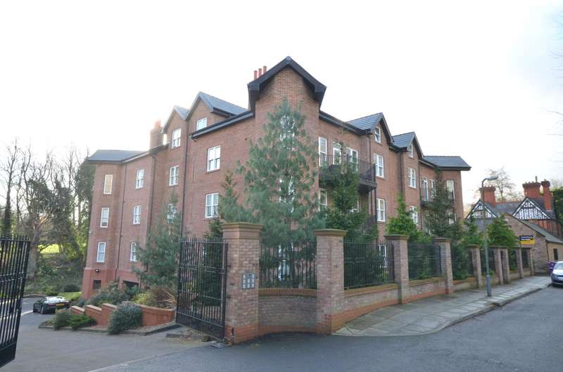 2 Bedrooms Apartment Flat for sale in Ibbotsons Lane, Sefton Park, Liverpool, L17