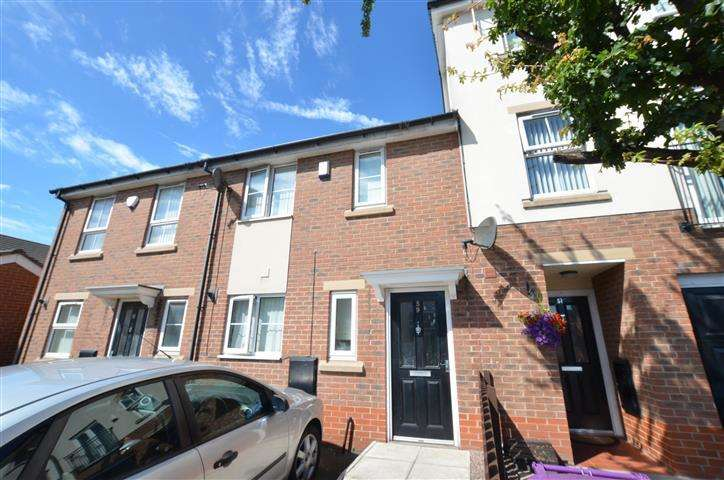 3 Bedrooms Terraced House for sale in Robson Street, Liverpool, Merseyside, L5