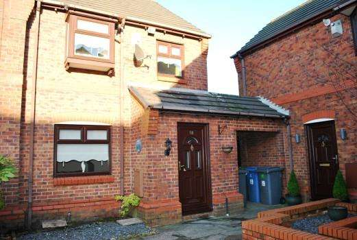 3 Bedrooms Semi Detached House for sale in Sherwood Court, West Derby, Liverpool, Merseyside, L12