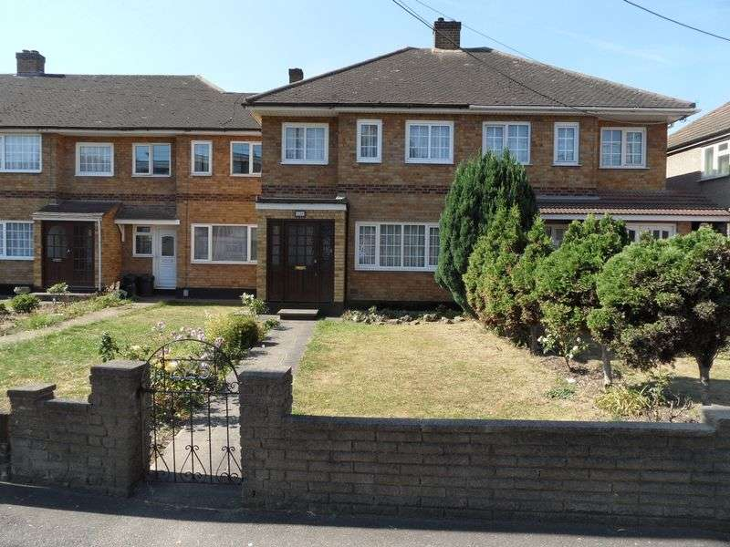 3 Bedrooms Terraced House for sale in Rainham Road, Rainham