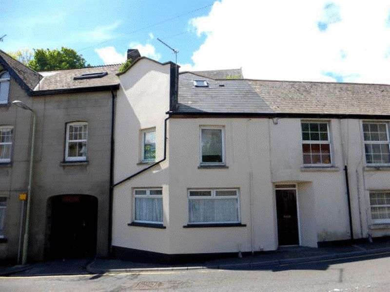 2 Bedrooms Terraced House for sale in High Street, Llantrisant, CF72 8BR