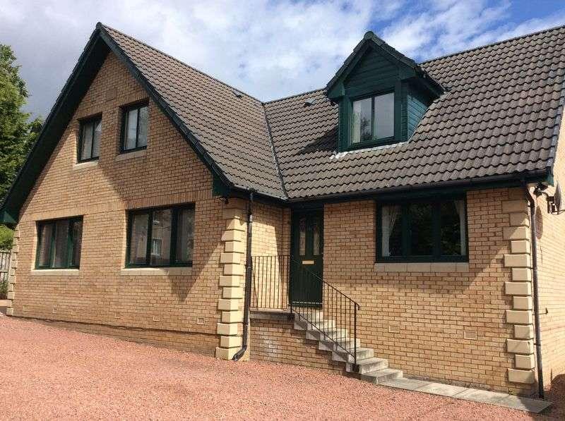 4 Bedrooms Detached House for sale in 2b Calderbank Terrace, Motherwell