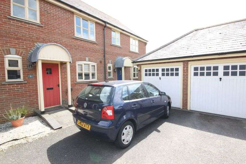 2 Bedrooms Semi Detached House for sale in Offley