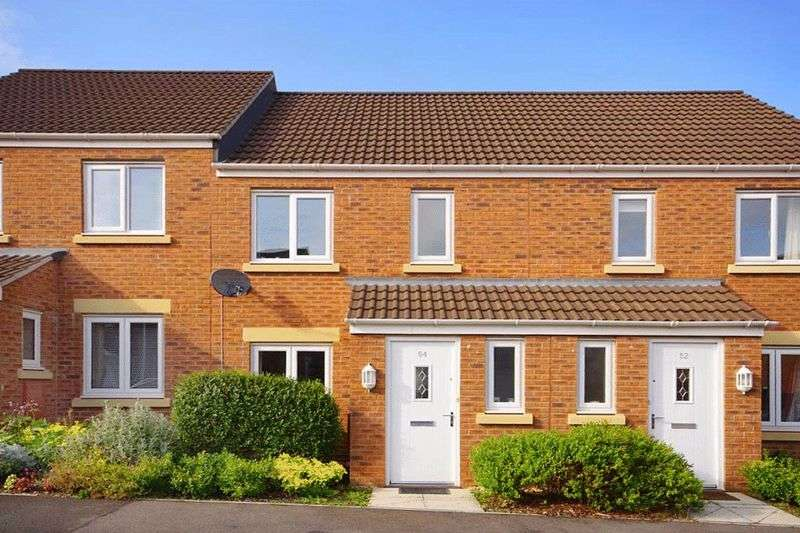 2 Bedrooms Property for sale in 54 Wylington Road, Frampton Cotterell, Bristol BS36 2FN