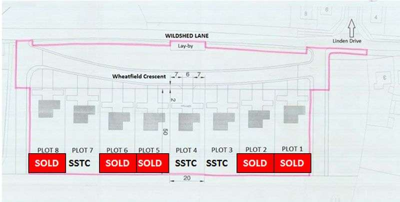 3 Bedrooms Land Commercial for sale in Wheatfield Crescent, Burgh Le Marsh