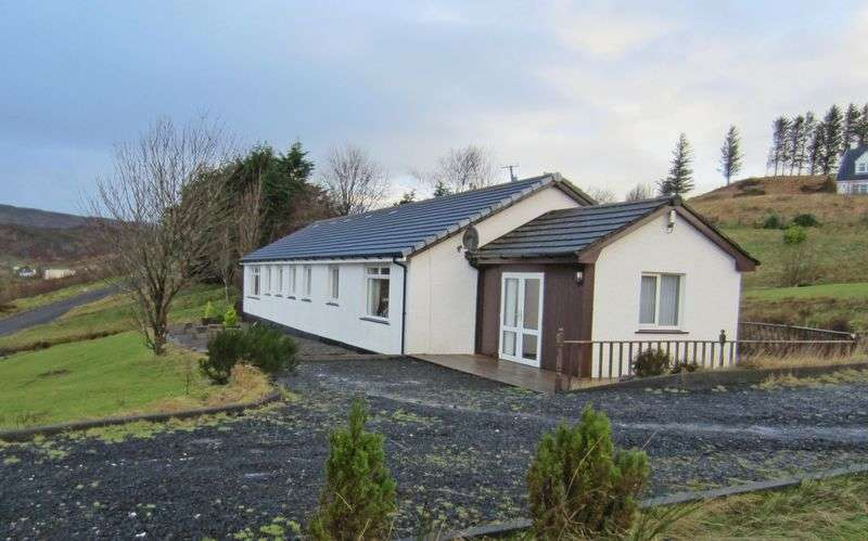 5 Bedrooms Detached Bungalow for sale in TIGH NA BRUAICH: 3 Beds plus 2 bed annex, income generator, S Skye