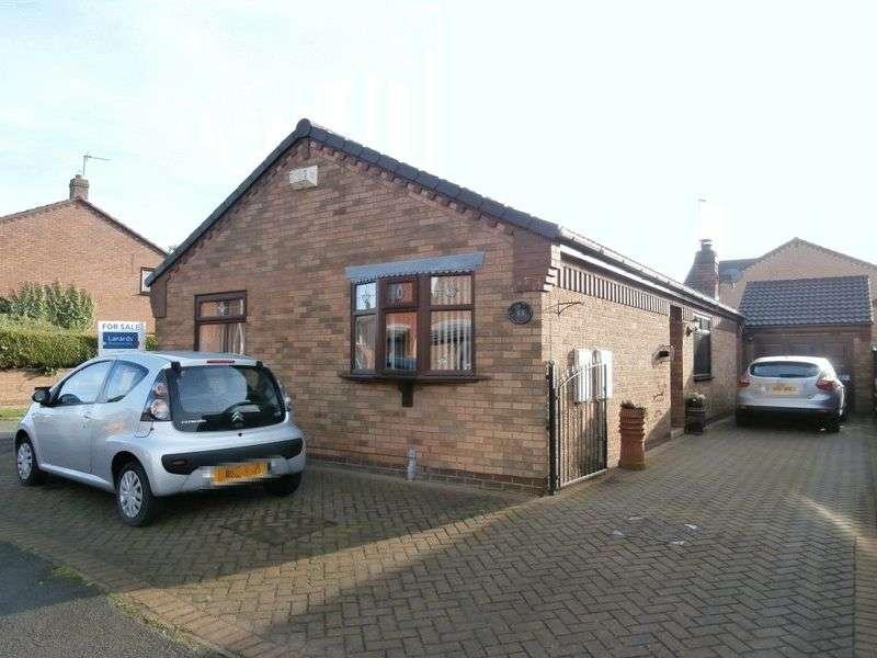 2 Bedrooms Detached Bungalow for sale in Churchill Rise, Burstwick,