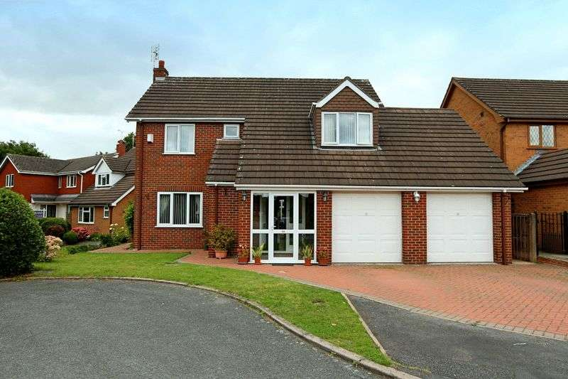 4 Bedrooms Detached House for sale in Millbeck Close, Weston