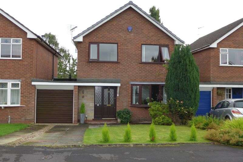3 Bedrooms Detached House for sale in Brett Road, Boothstown