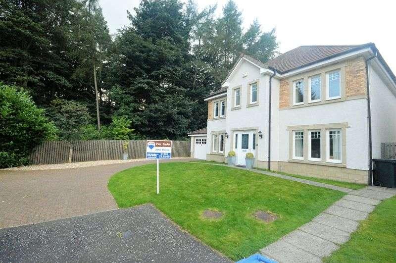 5 Bedrooms Detached House for sale in Ballingall Park, Balgeddie, Glenrothes