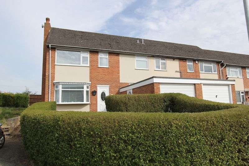 3 Bedrooms Terraced House for sale in Jasper Close, Barlaston